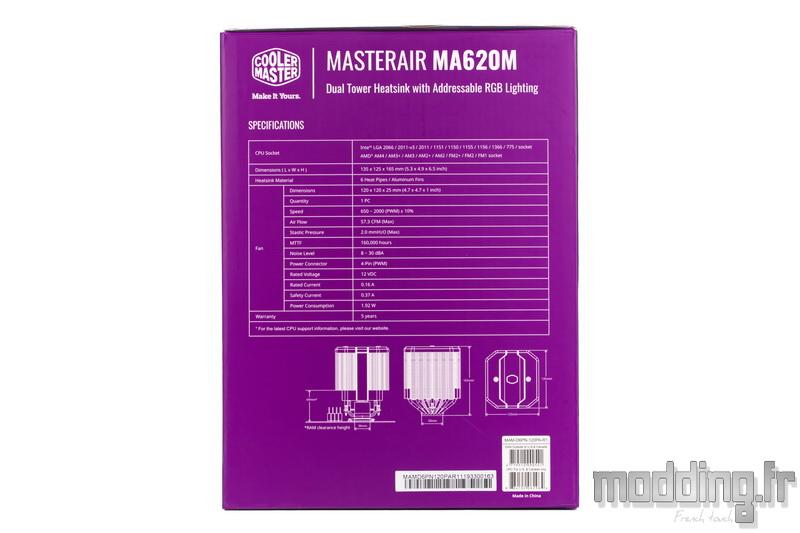 MasterAir MA620M 03