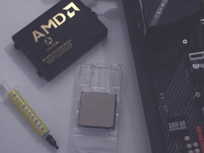 Athlon 3000G bundle