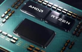APU de bureau AMD Ryzen 5000G Pro repéré avec 8 cœurs et 16 threads