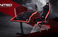 Nitro Concepts lance un bureau à réglage électrique abordable!