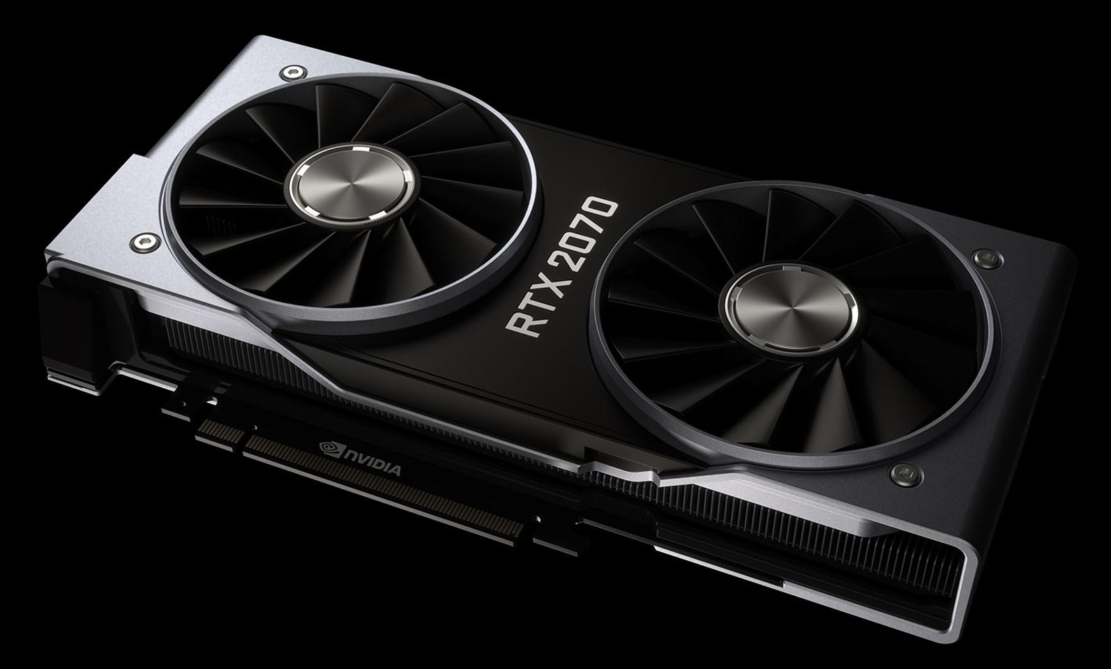 Recyclage de la RTX 2070 pour palier au manque de Radeon RX 5700 XT