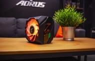 Aorus ATC800: dissipateur thermique CPU avec éclairage RGB pour 99 euros