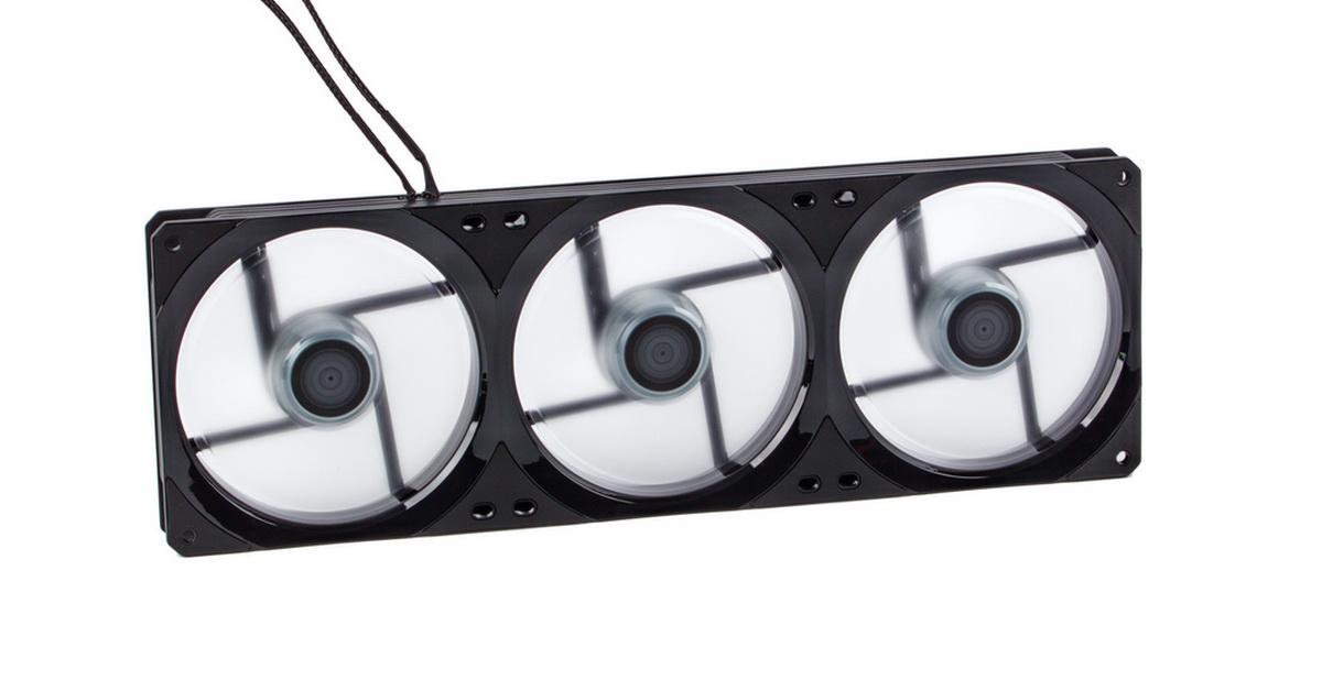 [TEST] Ventilateur Cooler Master MasterFan SF360R ARGB