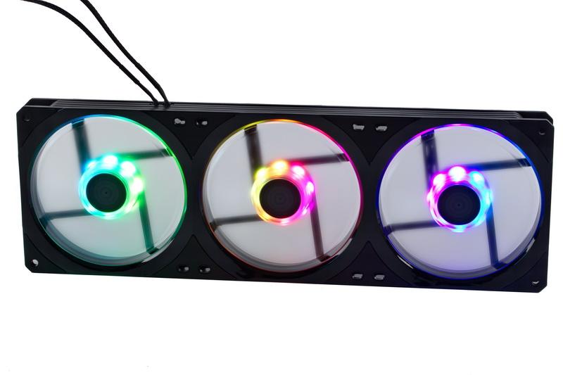 MasterFan SF360R ARGB Intro