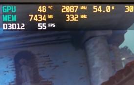 L'AMD Radeon RX 5500 XT peut être overclockée jusqu'à 2,1 GHz via un simple soft...