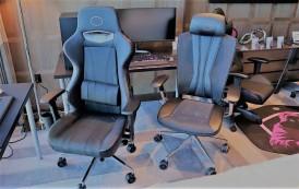 [ CES ] Cooler Master se lance de le fauteuil gaming