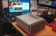 AMD EPYC à 32 cœurs et GeForce RTX 2070 fonctionnant avec un refroidissement passif