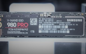 [ CES ] Le Samsung 980 PRO fait son apparition, PCIe 4.0 mais ce n'est pas le plus rapide