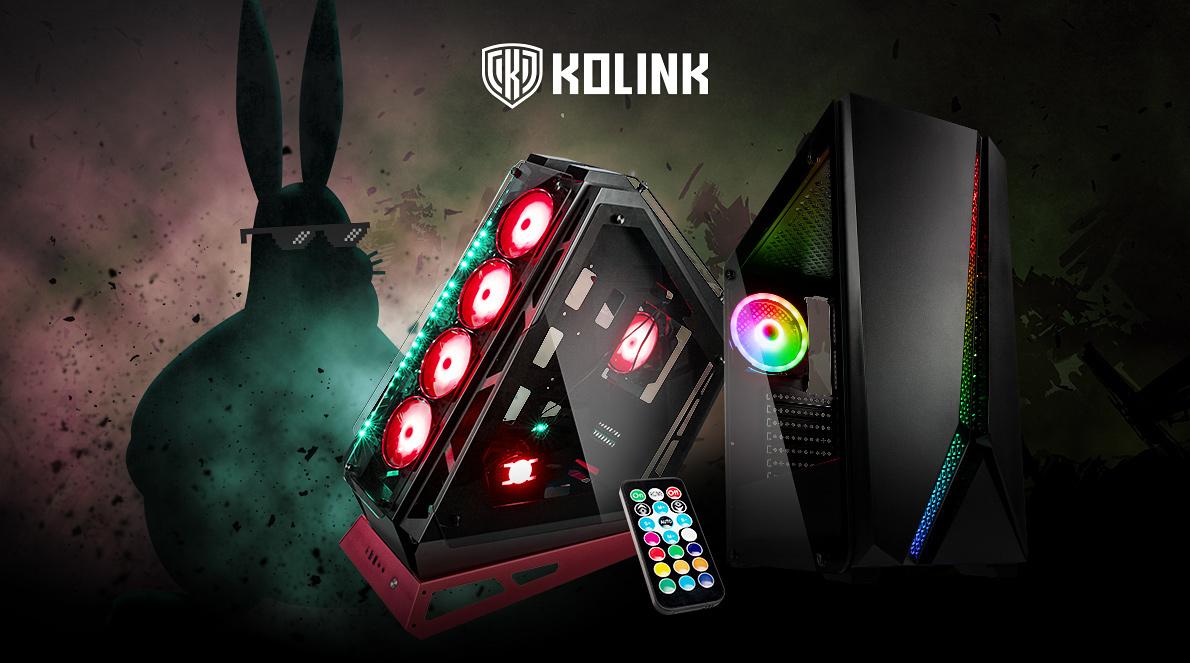 Kolink lance le Big Chungus et le Quantum PC
