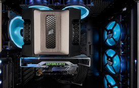 [ CES ] Corsair annonce son gros ventirad A500