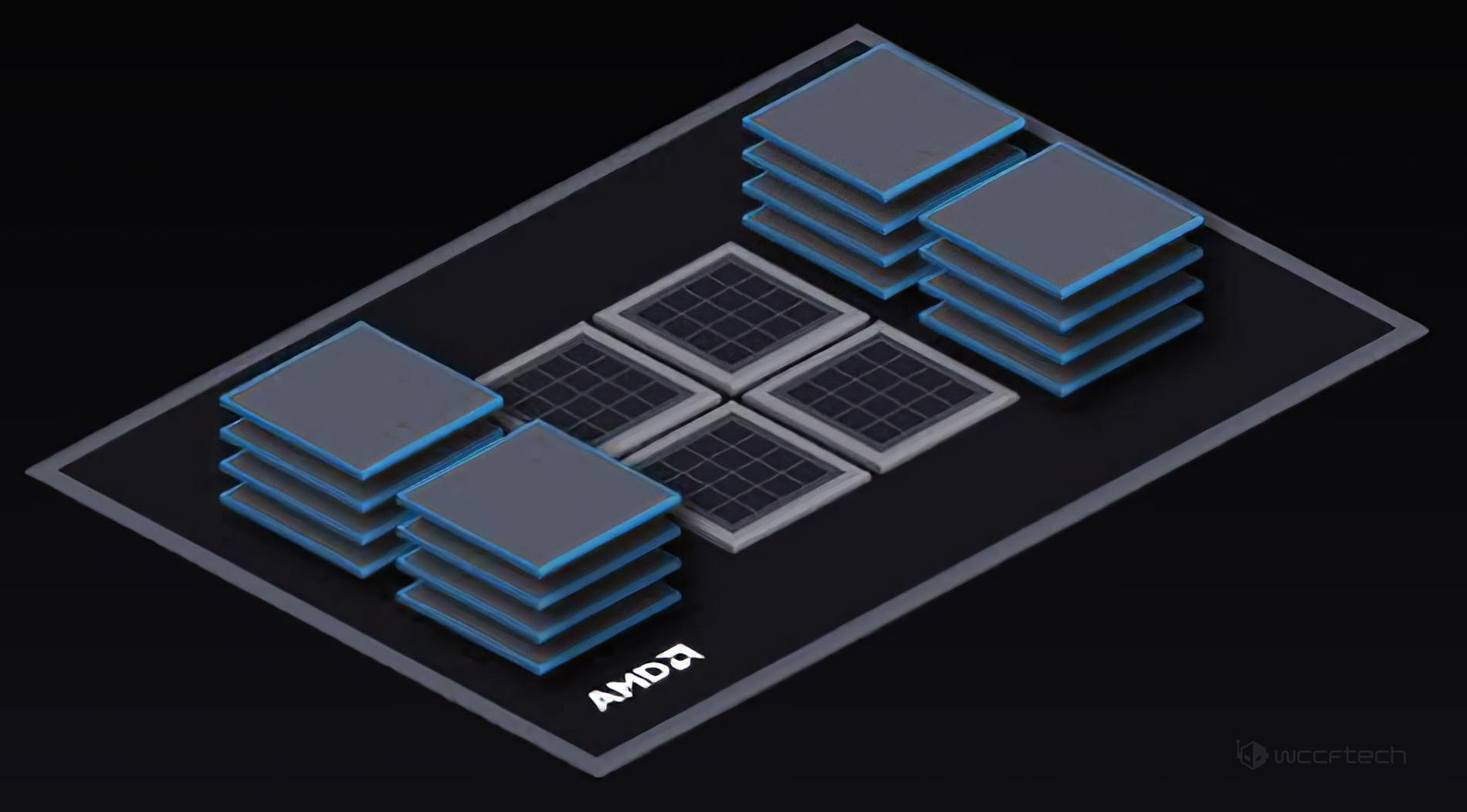 AMD travaille toujours sur son processeur hétérogène exascale