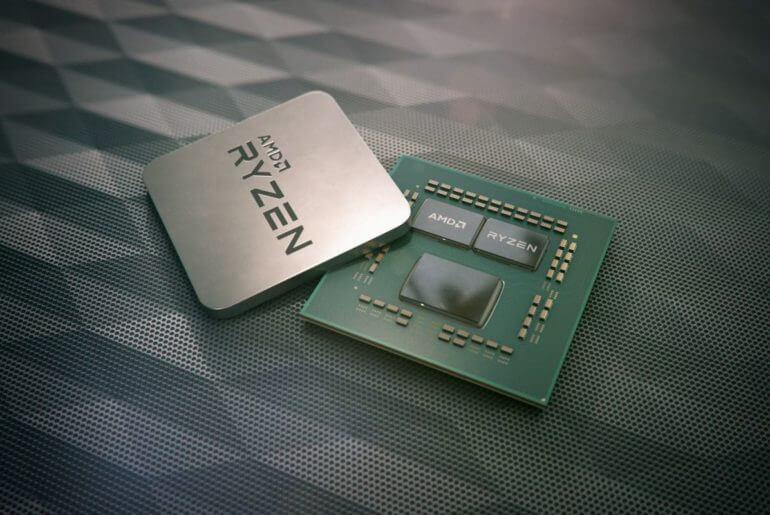 Le premier APU AMD Ryzen 4000 pour ordinateurs de bureau flashé à 3,00 GHz