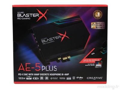 SB AE5 box face avant