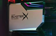 Creative Sound BlasterX AE-5 Plus disponible en Edition Pure