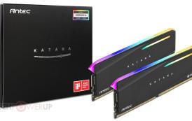 Antec annonce la mémoire Katana DDR4