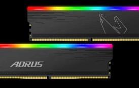 GIGABYTE présente ses modules AORUS RGB DDR4-4400MHz