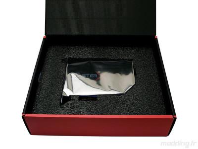 carte dans la boite