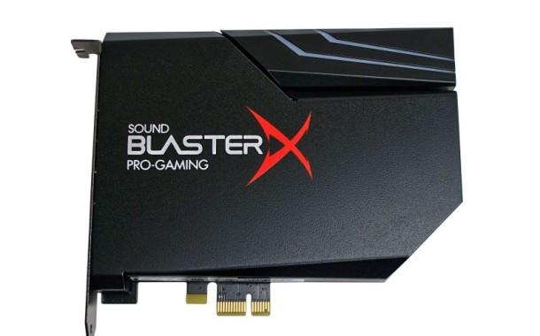 [TEST] Carte son Creative SOUND BLASTERX AE-5 Plus
