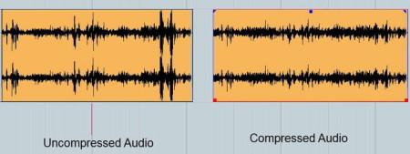 comparo mp3 wave
