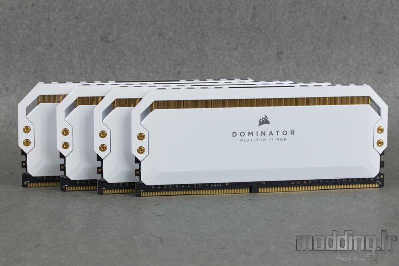 Dominator Platinum RGB White 06