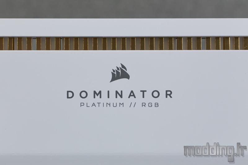 Dominator Platinum RGB White 09