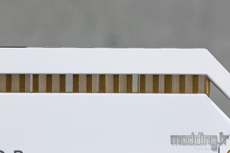 Dominator Platinum RGB White 12