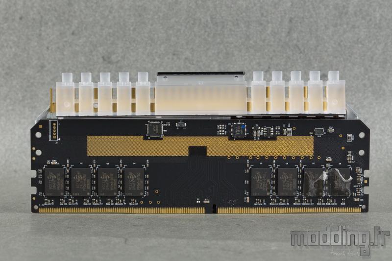 Dominator Platinum RGB White 31