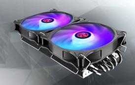 Raijintek Morpheus 8057: dissipateur thermique pour GPU