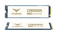 TEAMGROUP annonce le SSD T-FORCE CARDEA avec dissipateur en céramique