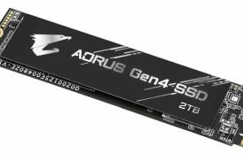 AORUS lance ses SSD Gen4 sans dissipateurs thermiques