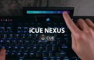 CORSAIR lance son écran de monitoring iCUE NEXUS
