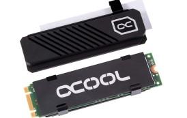 Alphacool présente le refroidisseur SSD HDX Pro Air M.2
