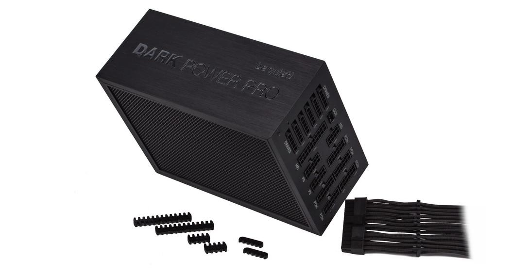 [TEST] Alimentation Bequiet! Dark Power Pro 12 1500W