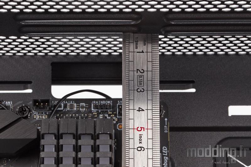MasterBox TD500 Mesh 130