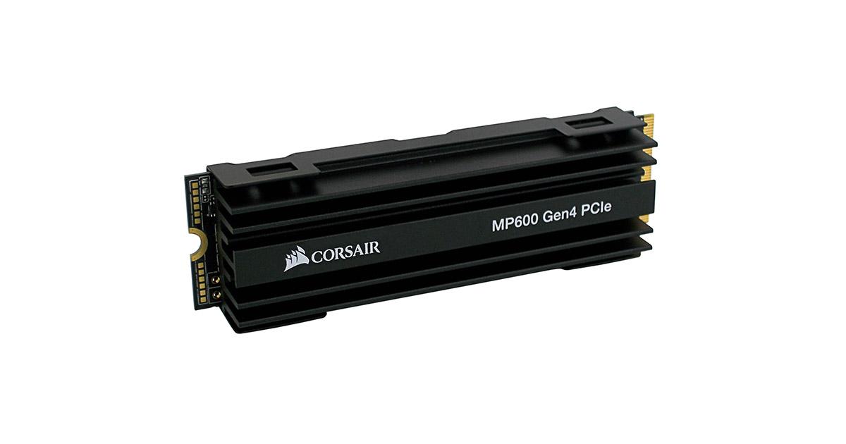 [TEST] SSD M2 Corsair MP600