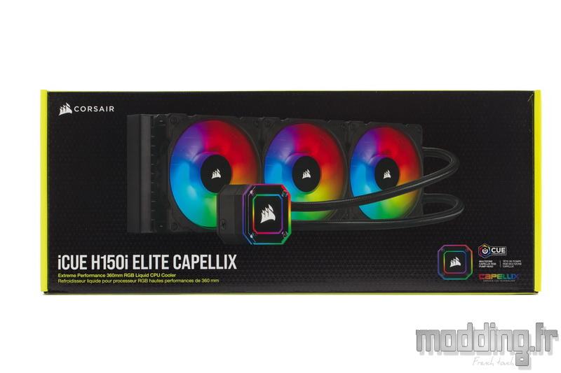 H150i Elite Capellix 01