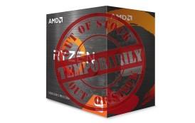 Après Nvidia, c'est AMD qui lance des produits sans avoir de stock