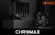 Noctua ajoute le NH-D15S chromax.black et NH-U9S chromax.black