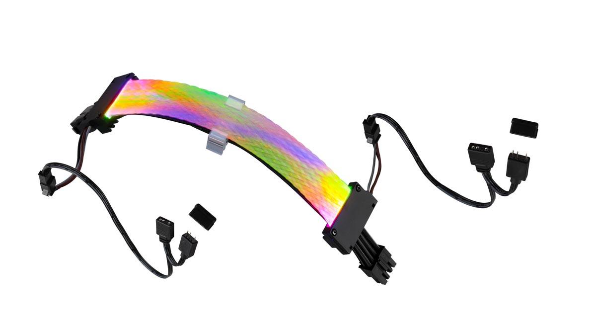 GELID lance les câbles ASTRA ARGB