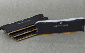 [TEST] Kit DDR4 Corsair Vengeance RGB PRO SL 32 Go 3200 MHz CL16