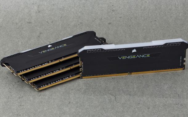 [TEST] Kit DDR4 Corsair Vengeance RGB PRO SL 32 Go 3200 MHz CL16