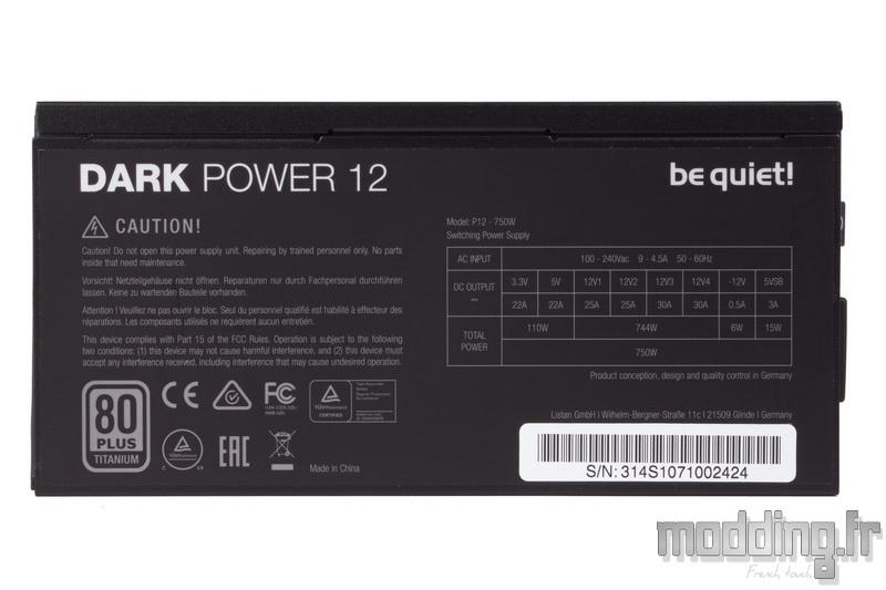 Dark Power 12 23
