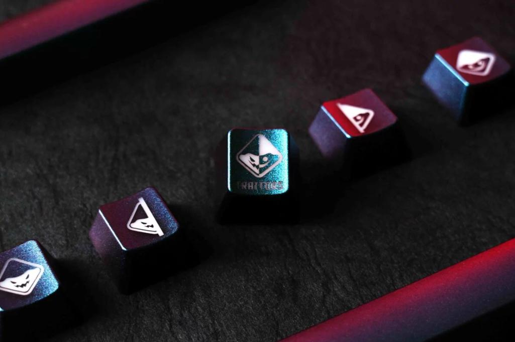 traitor keycap custom (1)