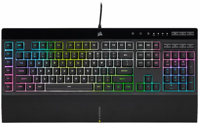 K55 RGB Pro XT D