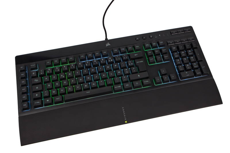 K55 RGB Pro XT Intro