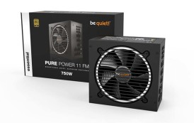 be quiet! lance ses alimentations Pure Power 11 FM, SFX Power 3 et TFX Power 3