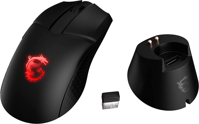 MSI lance la souris de jeu sans fil légère avec sa Clutch GM41 Lightweight Wireless