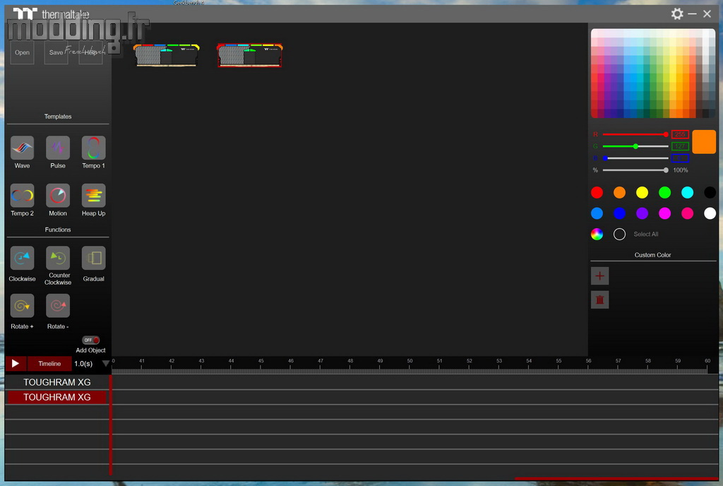 ToughRam XG Log Neon 05