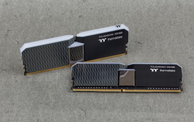 [TEST] Kit DDR4 Thermaltake ToughRam XG RGB 16 Go 3600 MHz CL18