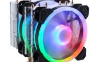 GELID Glacier RGB: un refroidisseur capable de gérer un TDP de 220 W